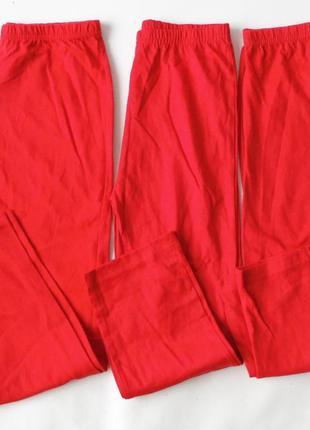 Пижама низ штаны 4-5 лет 110 см, 5-6, 7-8 primark англия