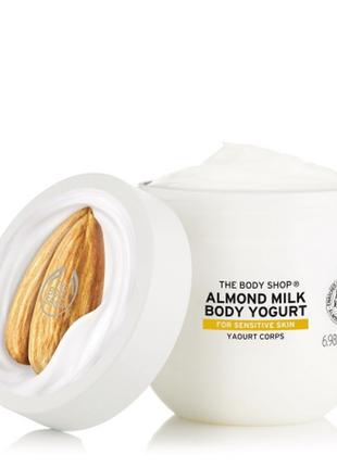 The body shopalmond йогурт для тела крем масло the body shop a...