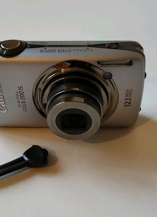 Фотоапарат Canon ixus 200 is