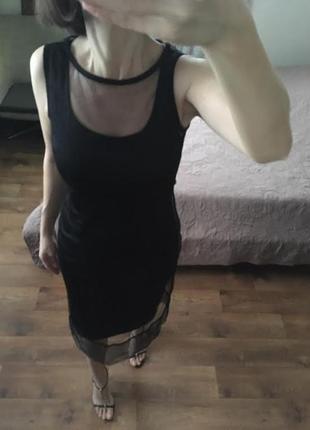 Платье сетка imperial