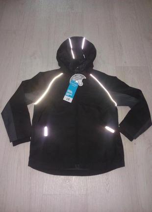 Спортивная куртка ветровка с капюшоном