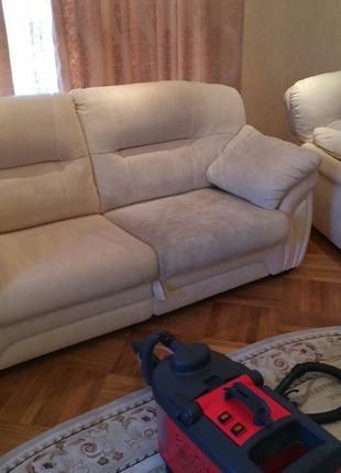 Клининг/Уборка домов и коттеджей, химчистка мягкой мебели и ко...