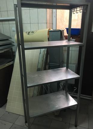 Нержавейка столы стеллажи