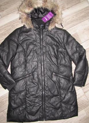 Зимнее пальто vogele р. 52-54 германия