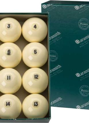 Шары бильярдные Aramith Premier 68mm. Оригинал.Новые. Бельгия