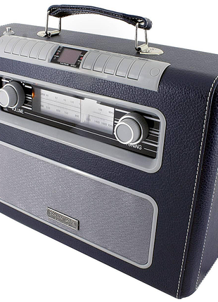 Ретро-радио | магнитола Soundmaster RCD1500 (Германия)