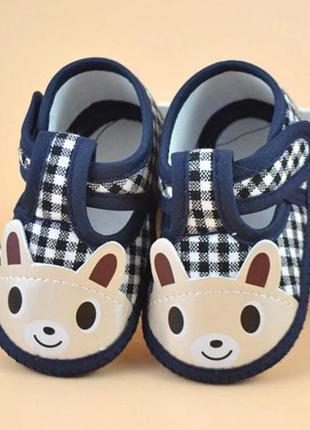 12 первая обувь малыша/ повседневные пинетки/ тапочки