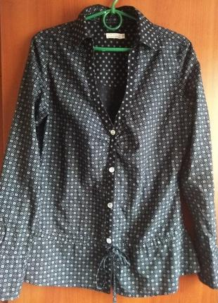 Оригинальная рубашка/tom tailor/ 100% хлопок