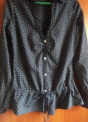 Оригинальная классная рубашка/tom tailor/оригинальный дизайн,1...
