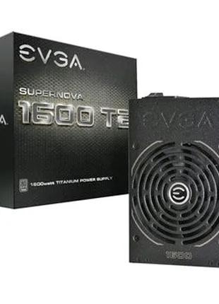 Блок питания EVGA SuperNOVA 1600 T2  1600 Вт 80 Plus Titanium