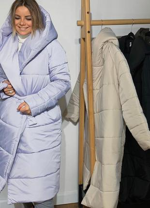 Куртка - одеяло зимняя