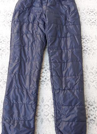 Спортивные штаны брюки флис