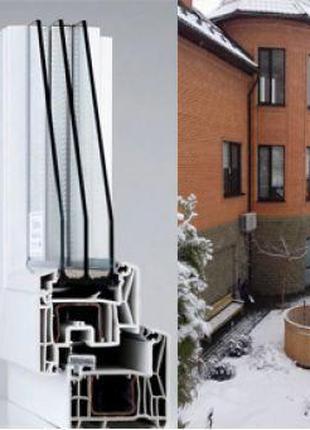 Энергосберегающие окна.бесплатно.консультация.замер.доставка.
