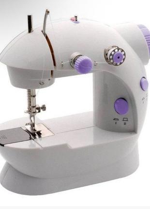 Настольная, компактная Швейная машинка Sewing machine 202