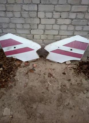 Крылья передние Газель(ст.образца)