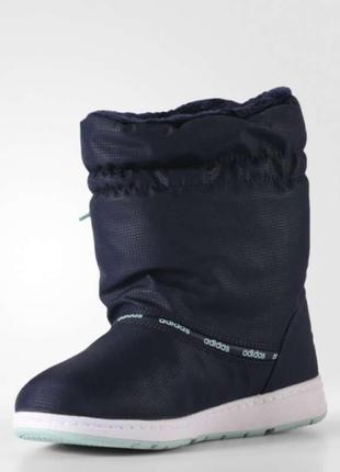 Женские зимние сапоги adidas warm comfort ( артикул: aw4292)