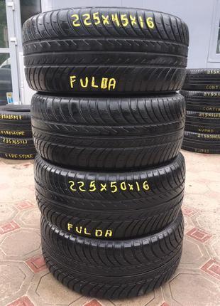 225 50 R16 225 45 R16 Fulda BMW Mercedes
