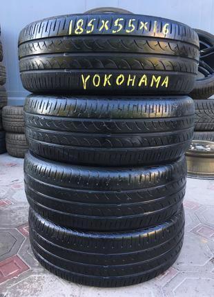 185 55 16 Yokohama Nissan note micra suzuki swift renault honda