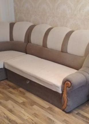 Угловой диван 270х190