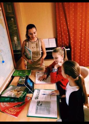 Репетитор английского и немецкого языка для детей и взрослых