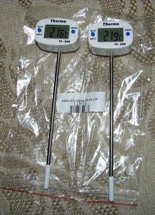 Электронный термометр для кухни.