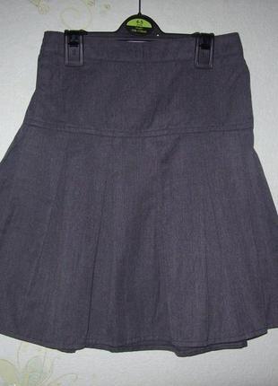 Школьная юбка, 8-9 лет