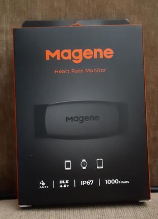 Пульсометр нагрудный Magene H64