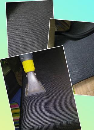Профессиональная химчистка ковровых покрытий и мебели