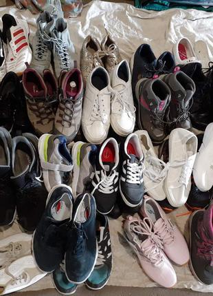 TjaniVse     Stock & Second Брендовая обувь оптом