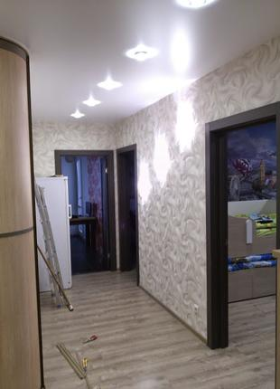 Комплексный ремонт квартир (индивидуальный поход)