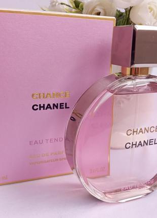 Chanel chanel tender шанель шанс парфюмированная вода женская ...