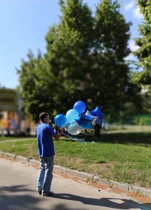 Доставка цветов курьерской службой Dostavka Servise
