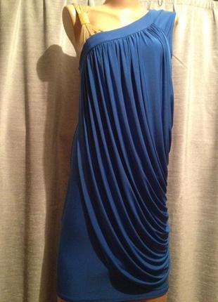Оригинальное нарядное платье.209