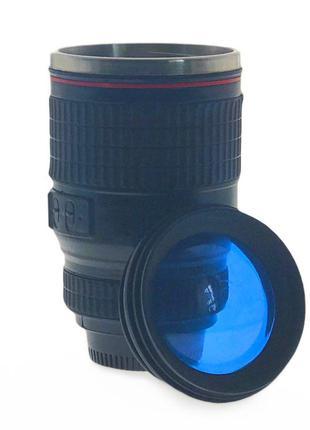 Чашка термос объектив KS lens cup