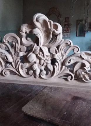 Изготовление декора из дерева на мебель,столярку и т.п.