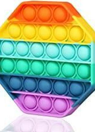 Сенсорная игрушка Pop It Fidget антистресс