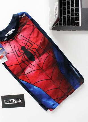 """Оригинальный детский лонгслив """"человек-паук. spider - man""""😍"""