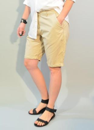 3069\40 летние шорты бежевого цвета xl