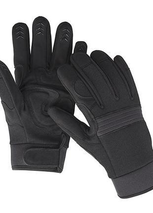 Професиональные перчатки на флисе р.8