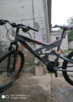 Велосипед Azimut Shock 26