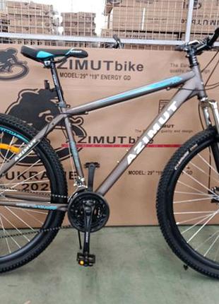 """Горный велосипед Azimut Energy 26"""" Колеса 19"""" Рама"""