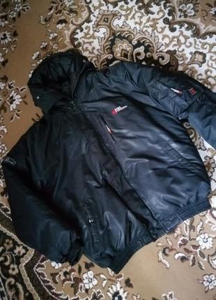 Куртка мужская зимняя, очень тёплая и качественная
