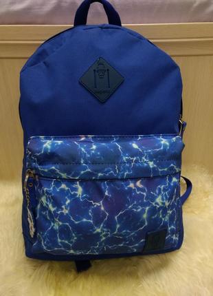 Обьемный яркий городской рюкзак bagland