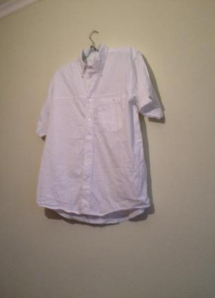Рубашка натуральная летняя 48-50р.100% коттон