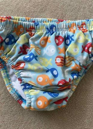 Плавки памперс для бассейна mothercare для малыша 1-2 года