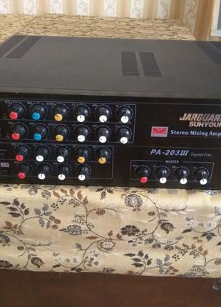 Корейський стерео мікшер 330 Watt