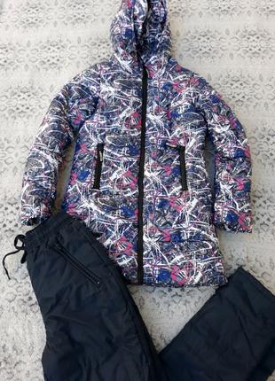 Спортивный костюм зима