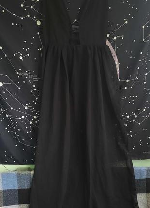 Парео платье