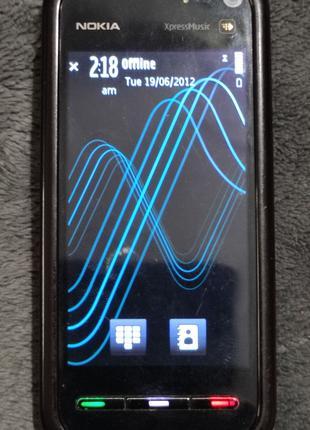 Продам Nokia 5800. Hungary