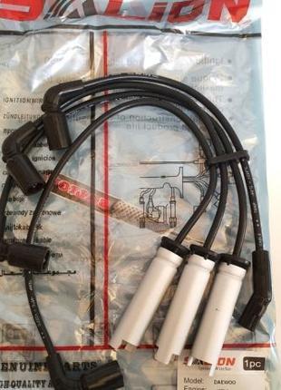 Премиум-провода высоковольтные Lanos Ланос Nexia Nubira Lacett...